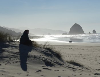 Cannon Beach Dunes